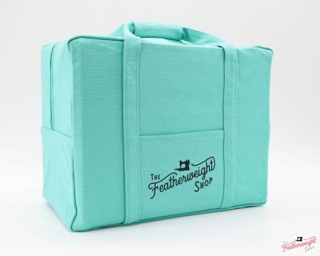 Tote Bag For Featherweight Case - Teal