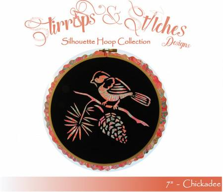 Chickadee 7in Hoop Kit