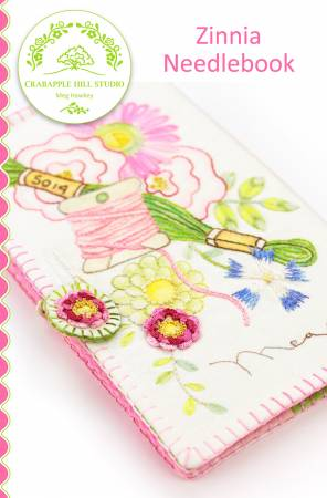 Zinnia Needlebook