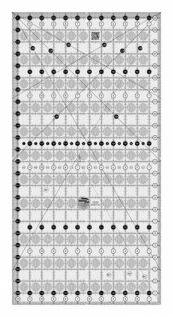 Creative Grids Quilt Ruler 12-1/2in x 24-1/2in