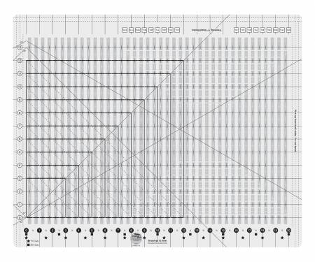 Creative Grids Stripology XL Ruler
