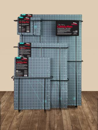 Creative Grids Cutting Mat Assortment With Rack