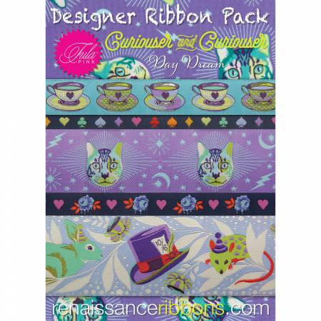 Tula Pink Curiouser DayDream Designer Pack