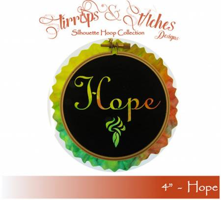 Hope 4in Hoop Kit