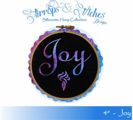 Joy 4in Hoop Kit