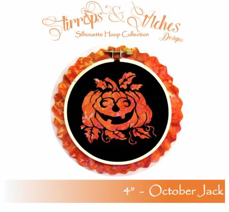 October Jack 4 inch Hoop Kit