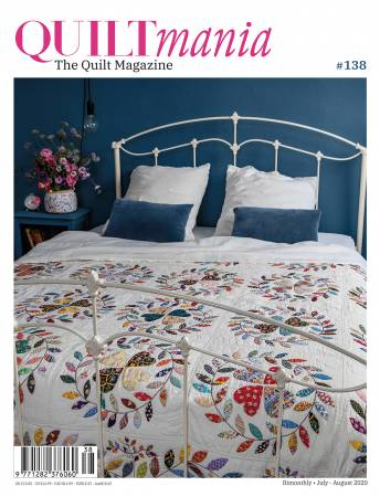 Quiltmania Magazine 138 Jul/Aug 2020
