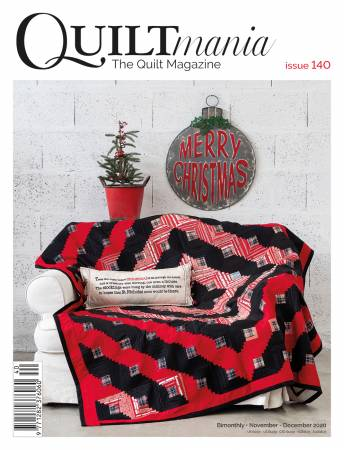 Quiltmania Magazine 140 Nov/Dec 2020
