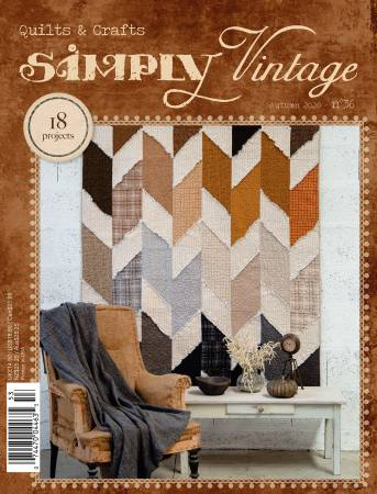 Quarterly Simply Vintage Magazine 36