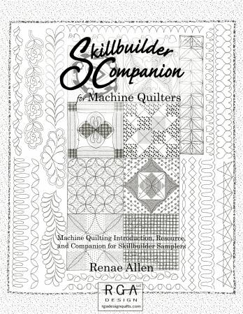 Skillbuilder Companion for Machine Quilters