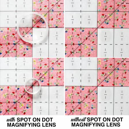 Spot On Dot Magnifying Lens Set