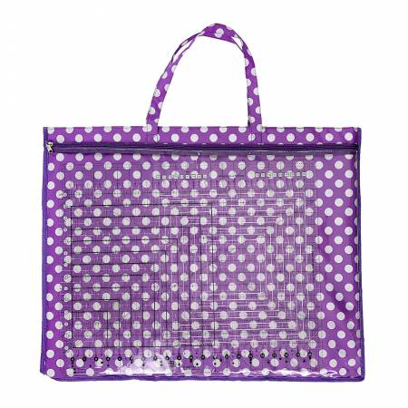 ToteOlogy Purple Dot
