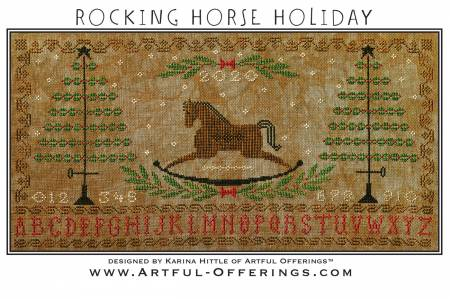 Rocking Horse Holiday Sampler
