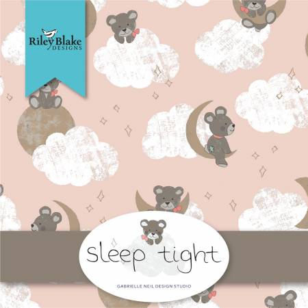 Sleep Tight 10in Squares, 42pcs, 3 bundles/pack