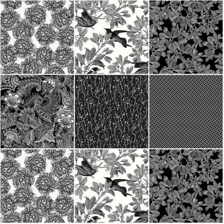 Castkata Classic 10in Square Black, 42pcs, 3 bundles/pack