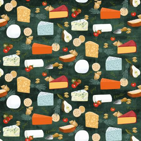 Tossed Cheese Plate