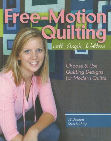Free Motion Quilting - Softcover