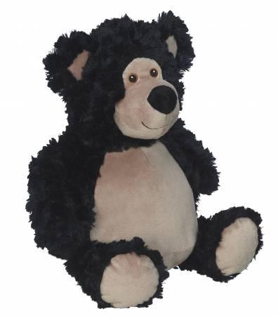 Bobby Bear Buddy Black
