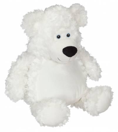 Bobby Bear Buddy White