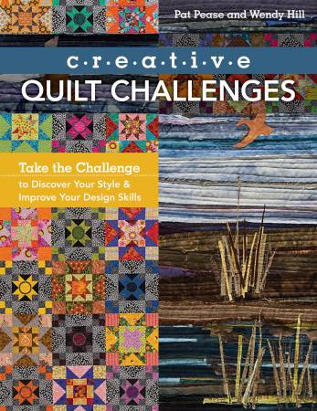 Creative Quilt Challenges - Softcover