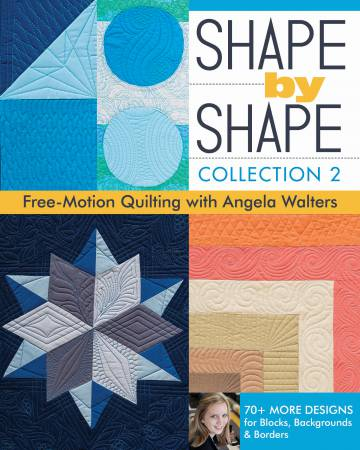 Shape by Shape, Collection 2 - Softcover