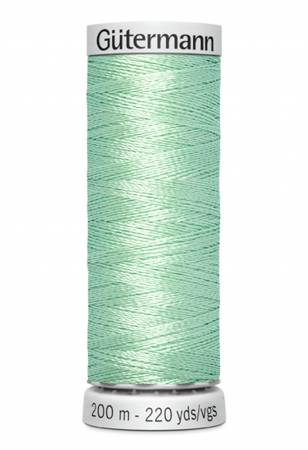 Dekor Rayon Embroidery Thread 200m219yds Aqua