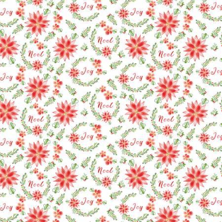 Merry & Bright Poinsettia