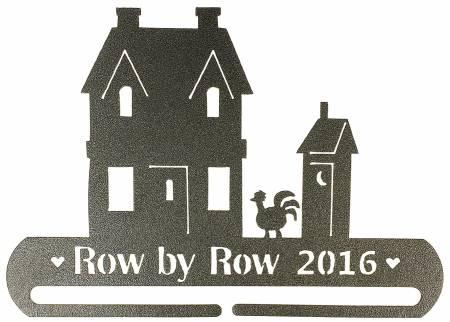 9in Row by Row Experience 2016 Split Bottom