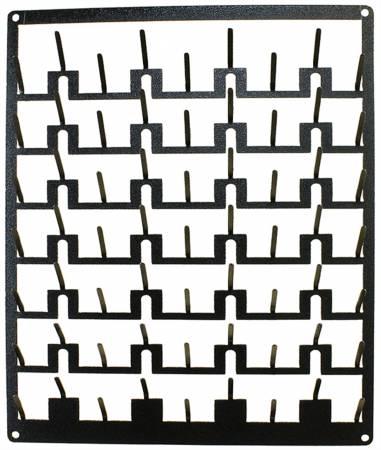 63 Pin Spool Rack Add on Charcoal