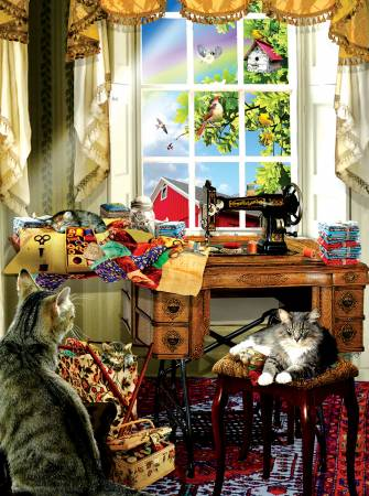 The Sewing Room 1000pc