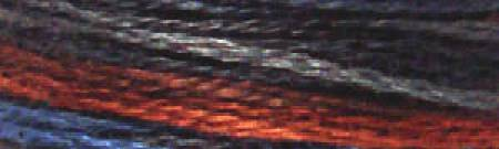 Valdani 3 Strand Ball Floss 30yd Moonlit Mountains