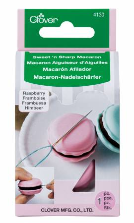 Sweet 'n Sharp Macaron Raspberry