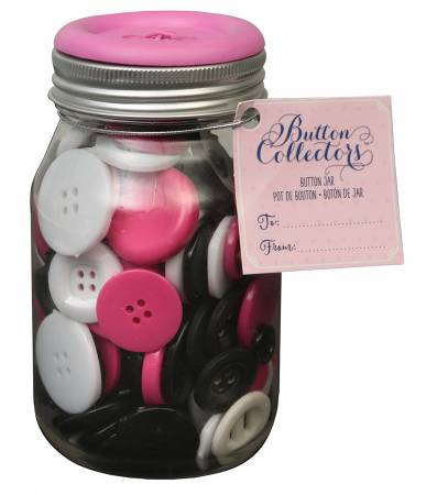 Mason Jar 8 oz of  Mixed Sizes 4 hole