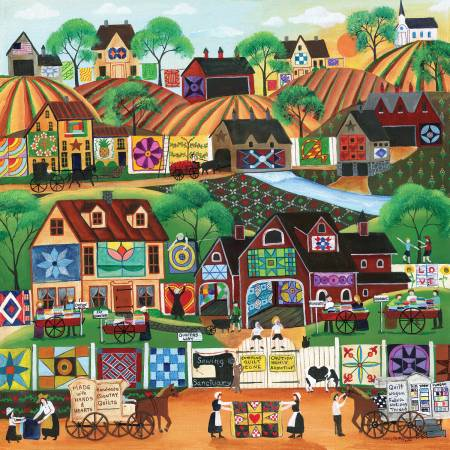 Quilters Way 1000pc