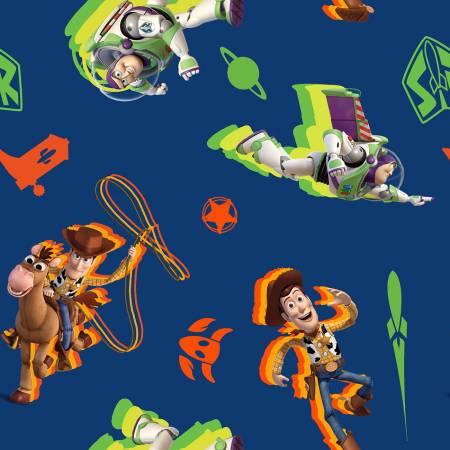 Disney Toy Story 4, Buzz & Woody Toss