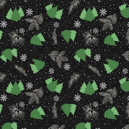 Black Tree Toss
