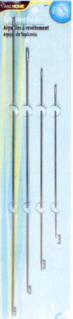 Upholstery Needles 4ct