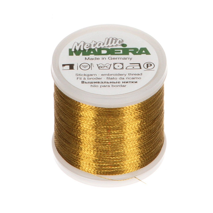 1086 Madeira Rayon Embroidery Thread 5500yd Cone GRAY Color