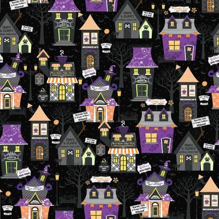 Black Hometown Houses