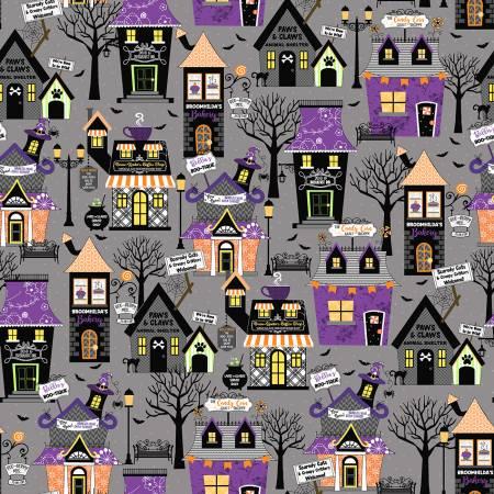 Grey Hometown Houses