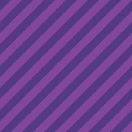 Purple Witchy Stripe