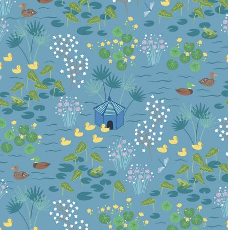 Sky Blue Duck Pond