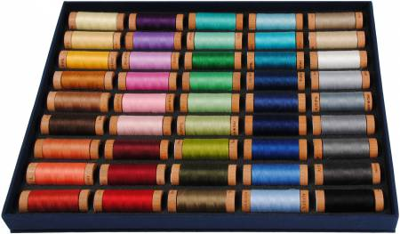 Aurifil Best Selection 80wt Cotton 45 Small Spools  Previously Item ASBC80
