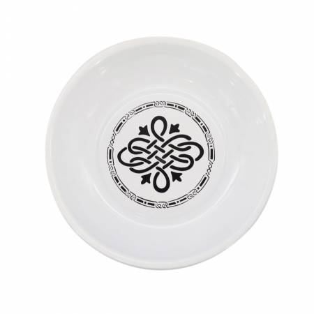 Magnetic Pin Dish White & Black