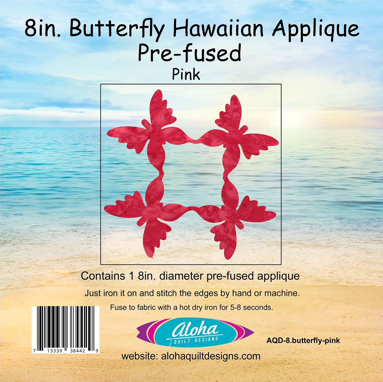 Aloha Quilt Designs AQD16-GCKZ Pattern