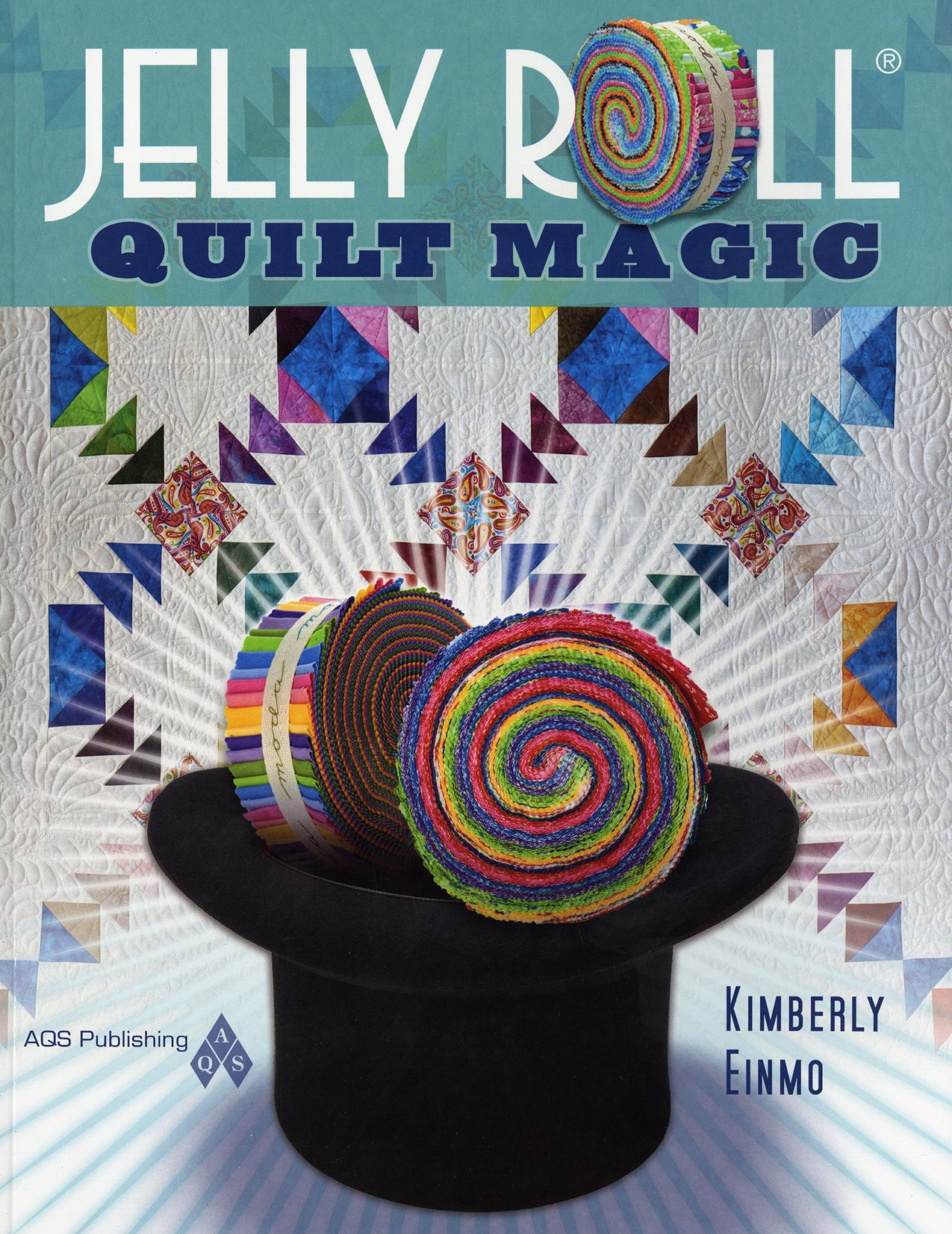 Jelly Roll Magic Softcover By Einmo Kimberly