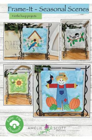 Frame-it! - Seasonal Scenes