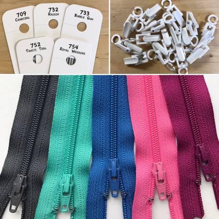 22in Zipper New Color Kit