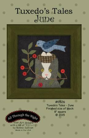 Tuxedo's Tales - June