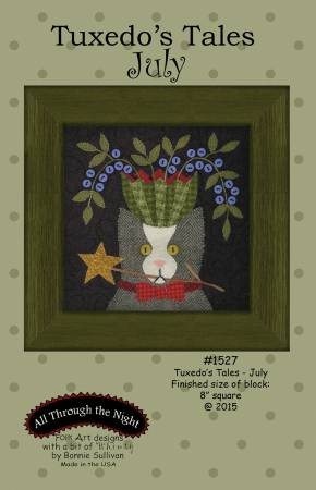 Tuxedo's Tales - July